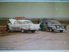 Vintage Drag Racing - 57 Chevys