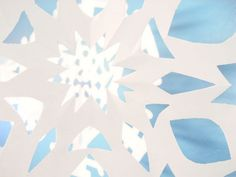 Curbly Video: How to Create Picture Perfect Snowflakes