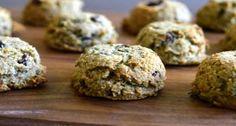 Rosemary Raisin Mini Biscuits