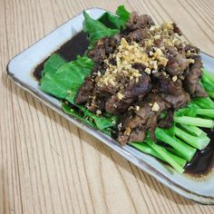 Asian Style Beef Bro