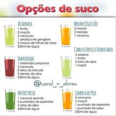 Detox Juice Recipes, Water Recipes, Healthy Detox, Healthy Tips, Cardio Hit, Bebidas Detox, Bite Size Desserts, Juice Drinks, Nutrition