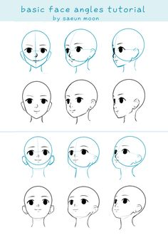 Basic face angles tutorial