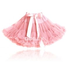rosepink Queen of roses dolly skirt