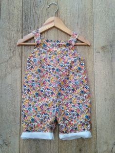 Liberty London Kayleigh Sunshine Printed & Lined by CocoandWolf, £36.00- I need to start these for when charlotte is walking!
