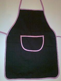 negro con bordes rosa