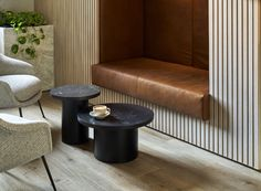 Dining Club, Timber Battens, Plush Carpet, Outdoor Furniture Sets, Outdoor Decor, Neutral Palette, Interior Architecture, Melbourne, Upholstery