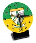 Oran GAA Clock | Club Colours Baby Bibs, Fundraising, Clock, Colours, Shopping, Bibs, Watch, Clocks, The Hours