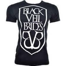 Merch Veil Band Tee Emo Brides Shirts Outfits Black F7qO1ZXZ