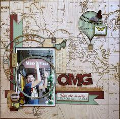 My Creative Footprints: Echo Park 'Times & Seasons 2'