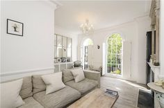2 bedroom terraced house for sale Gibson Square, London, N1