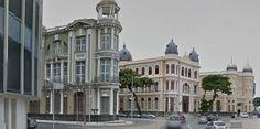 Centro Cultural e Marco Zero, Recife.