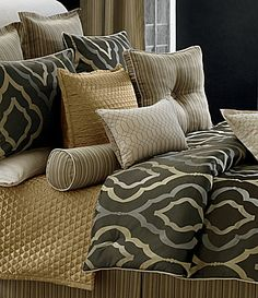 Candice Olson Bedazzled Bedding Collection #Dillards
