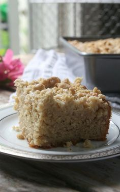 Banana Bread Coffee Cake. Your favorite banana bread made coffee cake style for…