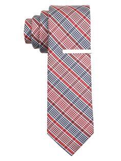 #FashionVault #perry ellis #Men #Accessories - Check this : Perry Ellis Turkey Plaid Tie for $19.99 USD