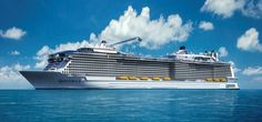 Just when you thought that Royal Caribbean International cruise ships couldn't get any better, Quantum of the Seas has been launched amidst much fanfare. Best Cruise Ships, Cruise Boat, Cruise Travel, Disney Cruise, Royal Caribbean International, Royal Caribbean Cruise, Anthem Of The Seas, Cruise Offers, Family Cruise