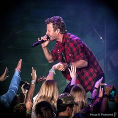 """Congrats to @DierksBentley for his @theGRAMMYs nomination for """"Best Country Duo/Group Performance"""""""