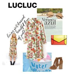 """""""luluc"""" by supermode22 ❤ liked on Polyvore"""