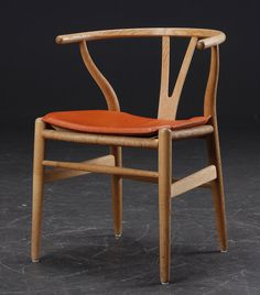 Wishbone Chair - Y Chair, Hans J Wegner