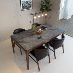 Office Desk, Dining Table, Interior, Life, Furniture, Home Decor, Desk Office, Decoration Home, Desk