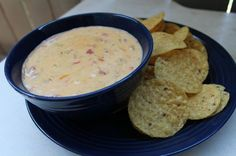 Hatch Green Chile Queso #hatchchilefest