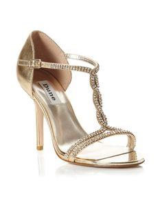 Beautiful bridal shoes - Dune Honour, £85