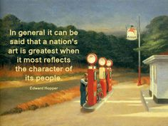 Edward Hopper Famous Paintings | Edward_Hopper_Quote02