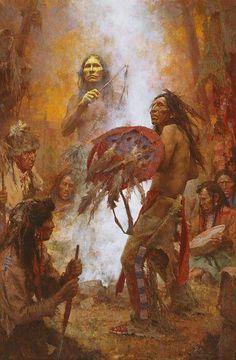 Blackfoot - Howard Terpning
