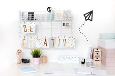 Be Creative- Falls dir noch ein paar Ideen fehlen schau doch mal bei unserem Magazin vorbei. Da gibt's viele und tolle Ideen.