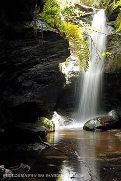 Bulcamatta Falls Burralow Camping Site Near Bilpin New by BeadsMe