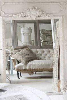 Shabby Pink and Gray | ZsaZsa Bellagio - Like No Other