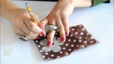 Faça Você Mesmo: artesã ensina a fazer uma flor de lata