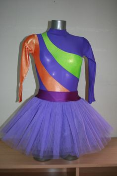 Maillot Fashion y Tutú