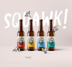 This is About the Most Perfect Beer to Drink at the Beach — The Dieline - Branding & Packaging Design