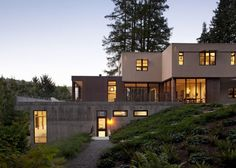 Mill Valley Residence by CCS Architecture | HomeDSGN, a daily source for inspiration and fresh ideas on interior design and home decoration.