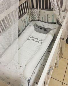 babynest and nursery room Mint Nursery, Nursery Room, Nursery Ideas, Baby Room, Room Ideas, Totoro Nursery, Boy Decor, Little Man, Baby Fever