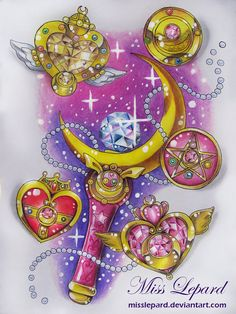Yuuush! I finished my new Sailor Moon Cocktail today    *^____^* Wanted to create a magical mystery night sky drink :3 Tools: Dr. PH. Martin's concentrated watercolors, Faber Castell colo...