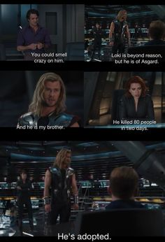 Lol Avengers this part was funny :p