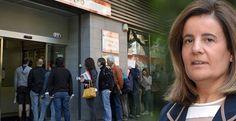 Empleo opta por quitar el paro en España en 2013 a 60000 personas por no cumplir las condiciones para cobrar el paro