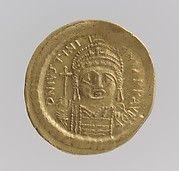 Arany szoiidusza I. Justinianus (527-65)