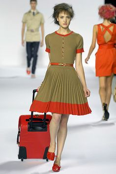 Marc by Marc Jacobs Spring 2008 Ready-to-Wear Collection Slideshow on Style.com