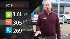 2019 Chevy Blazer Review | DGDGTV Chevy, Chevrolet, Ford, Blazer, Jackets, Down Jackets, Jacket, Sports Jacket, Blazers