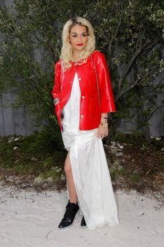 Rita Ora x Alexander Wang Jill Boots