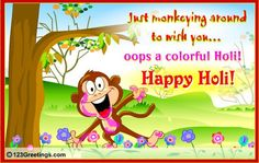 Wanna Play #Holi With Me? #fun Holi Pictures, Holi Images, Holi Festival Of Colours, Photos For Facebook, Happy Holi, Wish, Play, Fun, Color