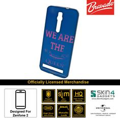 Buy Queen We Are The Champions Mobile Cover & Phone Case For Zenfone 2 at lowest price online in India only at Skin4Gadgets. CASH ON DELIVERY AVAILABLE
