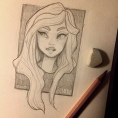 Cyarin Art Drawing Sketch instagramartists illustration cute animedrawing…