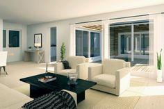 """Høvik 2"" fra Systemhus Outdoor Furniture Sets, Outdoor Decor, Home Decor, Modern, Homemade Home Decor, Interior Design, Home Interiors, Decoration Home, Home Decoration"