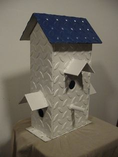 quirky birdhouse - Google Search