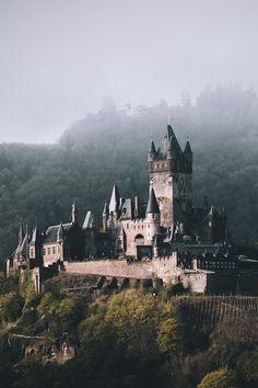 Eurphoria — captvinvanity:  Johannes Hoehn|Cochem Castle.