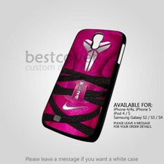 AJ 2021 Nike Shoes Kobe Bryant for Samsung Galaxy s4 Case | BestCover - Accessories on ArtFire