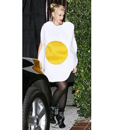 @Who What Wear - WHO: Gwen Stefani WHAT: At an L.A. Halloween party in 2008. WEAR: The pop star lived up to her reputation as a good egg.